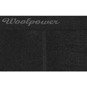 Woolpower Lite Undertøj Damer, black